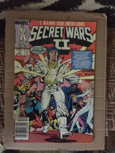 Secret Wars II #6