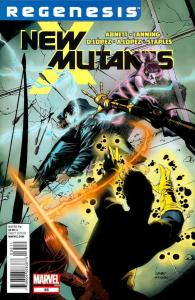 New Mutants (3rd Series) #35 VF/NM; Marvel | save on shipping - details inside