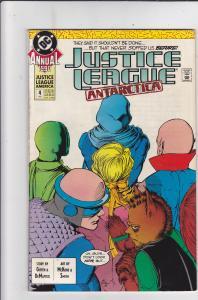 Justice League Annual #4