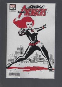Savage Avengers #19 Variant