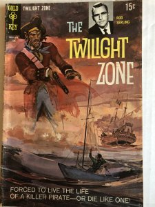 Twilight Zone#29, VG-FN, you are about2 enter the...Twilight Zone.