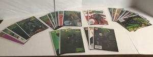Green Hornet 25 Issue Lot Set Run Nm Near Mint Dynamite A42