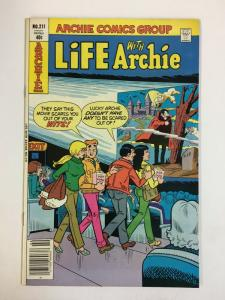 LIFE WITH ARCHIE (1958-    )211 VF-NM Feb 1980 COMICS BOOK