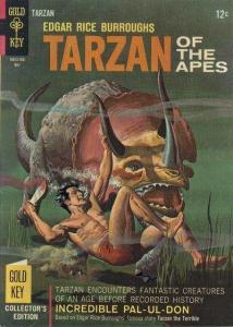 Tarzan (1948 series) #167, Fine- (Stock photo)