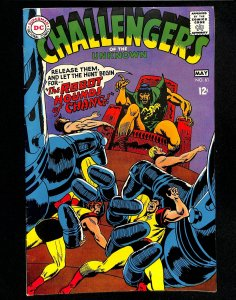 Challengers Of The Unknown #61