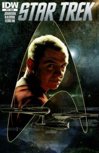 Star Trek (5th Series) #19 VF/NM; IDW   save on shipping - details inside