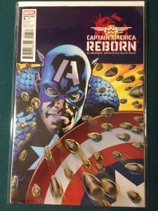 Captain America reborn #4 of 5
