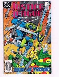 Justice League International #14 VF DC Comics Comic Book Giffen 1986 DE14