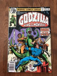 Godzilla: King of the Monsters #19 (Marvel; Feb, 1979) - VF