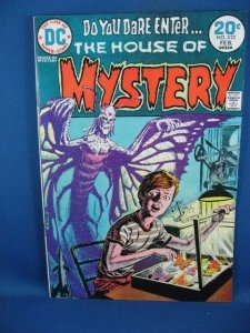 House of Mystery #222 (Feb 1974, DC) VF NM