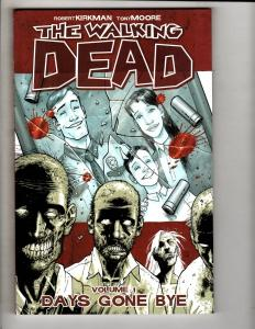 Walking Dead Vol. # 1 Days Gone By Image Comics TPB Graphic Novel Comic SS10