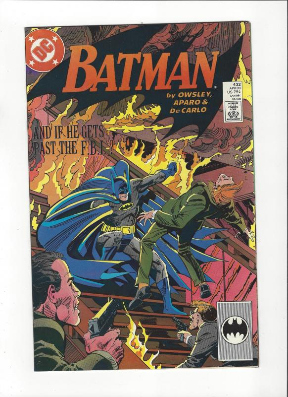 Batman #432  NM
