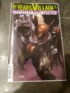 Hawkman #18 (2019), Year Of The Villain Lot: Acetate VARIANT COVER