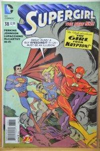 Supergirl #38 (2007)