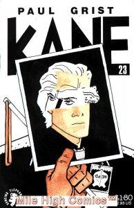 KANE (1993 Series) #23 Near Mint Comics Book