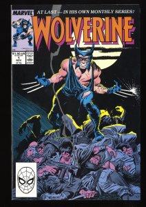 Wolverine (1988) #1 VF/NM 9.0