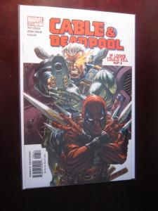 Cable and Deadpool (2004) #6 - 8.5 VF+ - 2004