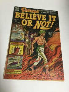 Ripley's Believe It Or Not 1 Gd/Vg Good/Very Good Harvey Comics Silver Age