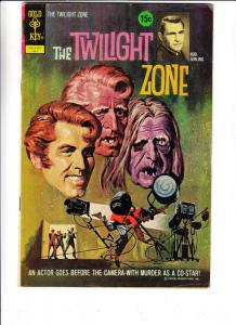 Twilight Zone, The #44 (Jul-72) FN/VF+ High-Grade Rod Serling