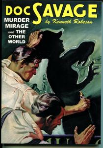 Doc Savage #27-2009-pulp reprint-Murder Mirage-The Other World-NM