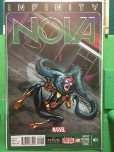 Nova #9 2013 series