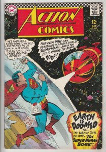 Action Comics #342 (Oct-66) VF/NM High-Grade Superman, Supergirl