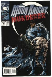 MARC SPECTOR MOON KNIGHT #59-LATE ISSUE-1994-PLATT ART-HTF