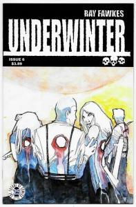Underwinter #6 Cvr B (Image, 2017) NM