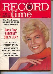 Record Time-Doris Day-Elvis Presley-Bobby Darin-Paul Anka-April-1960