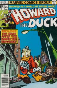 Howard the Duck (Vol. 1) #24 VF/NM; Marvel | save on shipping - details inside