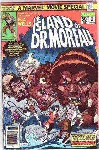 Marvel Movie Special # 1 strict NM-  artist Gil Kane cover art