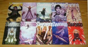 the Sword #1-24 VF/NM complete series LUNA BROTHERS image comics set lot bros.