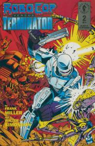 Robocop versus the Terminator #2 VF/NM; Dark Horse | save on shipping - details