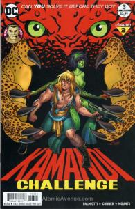 Kamandi Challenge, The #3A FN; DC | save on shipping - details inside