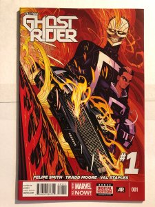 All-New Ghost Rider #1 (2014) - 1st App. Of Robbie Reyes
