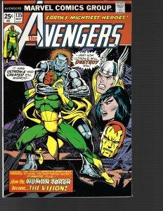 Avengers #135 (Marvel, 1975) NM-