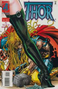 Thor #492 VF/NM; Marvel | save on shipping - details inside