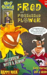 Fred the Possessed Flower #3 VF/NM; Happy Predator   save on shipping - details