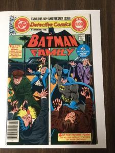 Detective Comics 483 Nm Near Mint