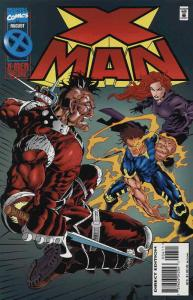 X-Man #6 VF/NM; Marvel   save on shipping - details inside