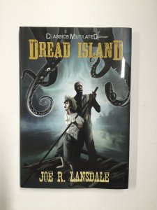 Dead Island Exclusive Retailer Edition Signed Tpb Hardcover Hc Near Mint Nm Idw