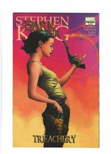 Dark Tower: Treachery #2 NM- 9.2 Marvel Comics 2008 Stephen King