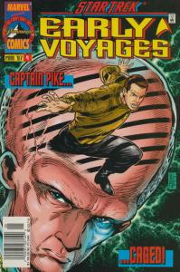 Star Trek: Early Voyages #4 VF/NM; Marvel   save on shipping - details inside