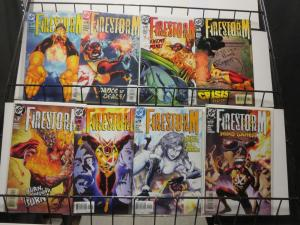 Firestorm (2004) 26diff Ronnie Raymond IGLE SIMONE SCIEVER Legends of Tomorrow
