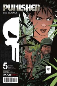 Punisher: The Platoon #5, NM (Stock photo)