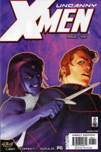 Uncanny X-Men, The #406 VF/NM; Marvel | save on shipping - details inside
