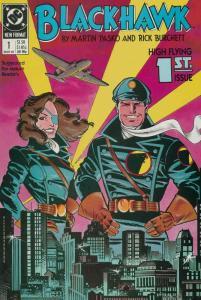 Blackhawk (3rd Series) #1 VF/NM; DC | save on shipping - details inside