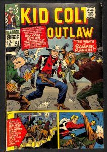 Kid Colt Outlaw #133 (1967)