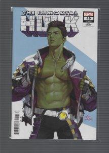 Immortal Hulk #49 Variant