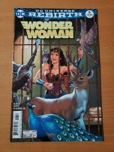 Wonder Woman #6 ~ NEAR MINT NM ~ (2016, DC Comics) DC Universe Rebirth